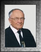 Sarto McClure (propriétaire-retraité du taxi de l'Isle-Verte pendant plus de 60 ans) 1922-2017