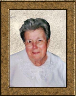 Gabrielle Ouellet-Bérubé 1927-2018