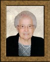 Irène Rioux-Lévesque 1926-2018