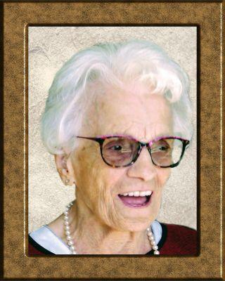 Madeleine Bouchard-Lévesque 1922-2019