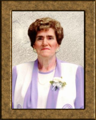 Cécile Rioux-Lévesque 1928-2019
