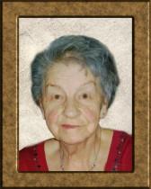 Denise Lamarre-Bélanger 1929-2019