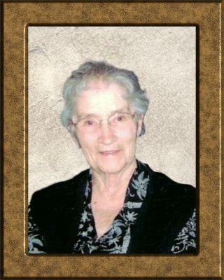 Murielle Côté-Rioux 1928-2020