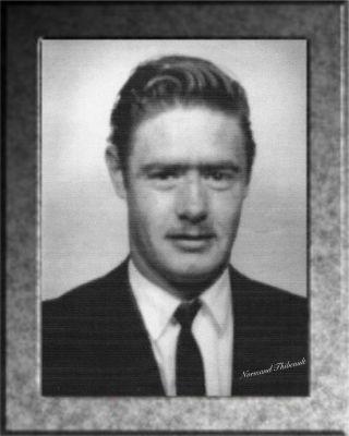 Normand Thibeault 1944-2020