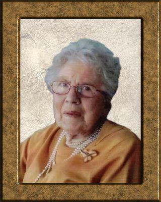 Laurette Côté-Albert 1928-2020