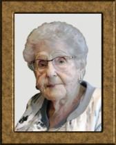 Marie Roussel-Ouellet 1922-2020
