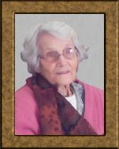 Marie Bélanger-Bouchard 1924-2020