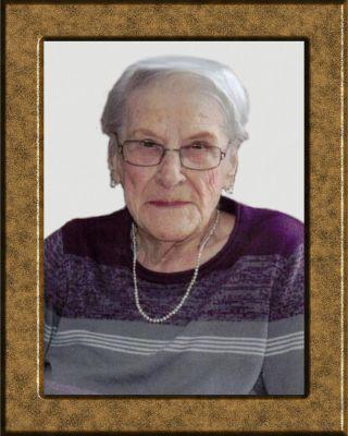Simonne Simard-Caron 1921-2020