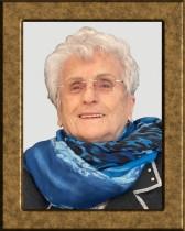 Thérèse Rioux-Gagnon (retraitée de l'enseignement) 1928-2021