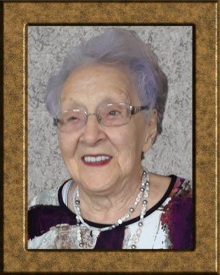 Laurette Boucher-Parent 1924-2021