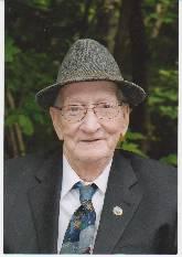 André Lévesque ( doyen de la municipalité de St-Paul-de-la-Croix ) 1914-2011
