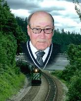 Roméo Bélanger( retraité du C.N.) 1921-2013