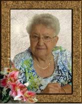 Marie Ouellet 1920-2013