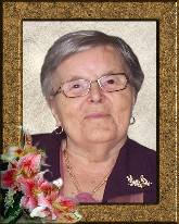 Jacqueline Bélanger-Dionne 1923-2014