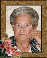 Lucienne D'Auteuil-Bolduc 1924-2015