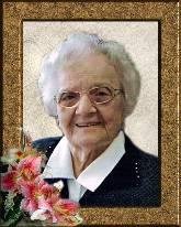 Laura Rioux-Fournier 1912-2015