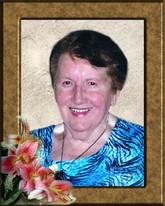 Lucille St-Pierre (retraitée de l'enseignement) 1922-2016