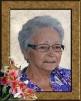 Éveline Ouellet-Rioux 1934-2016