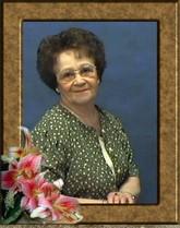 Gertrude Ouellet-Dionne 1928-2017