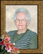 Yvonne Ouellet-Rousseau 1919-2017