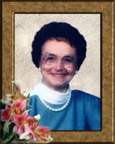 Bernadette Beaulieu-Ouellet 1926-2017
