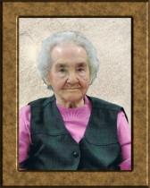 Adrienne Talbot-Sénéchal 1913-2017